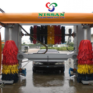 Machine Car Wash