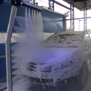 Automatic Car Wash system in ahmedabad