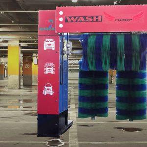 car wash equipments