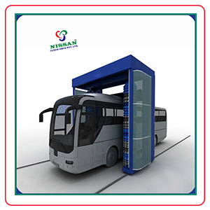 Automatic Bus Wash System Manufacturers India