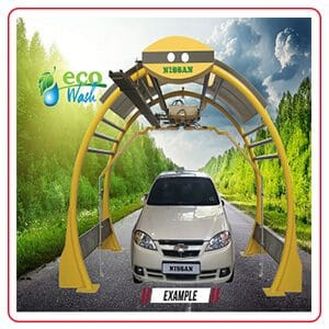 Car wash equipment manufacturers india