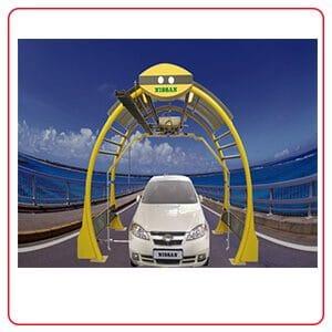 Robotic Car Wash Machine Equipment India