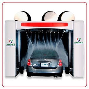 Automatic Rollover car wash manufacturers in India
