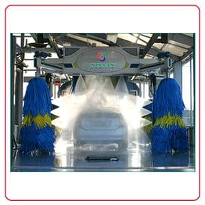 Soft Touch Car Wash system India