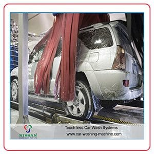 touchless car washing system Ahmedabad
