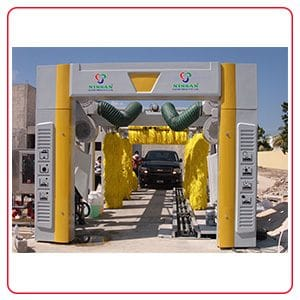 Car Wash Tunnel systems, Automatic