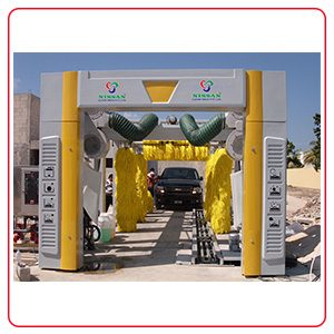 Tunnel Car Wash Machine manufacturers India