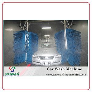Vehicle washing machine manufacturer