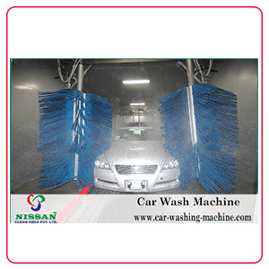 Vehicle Washing Machine Manufacturer India